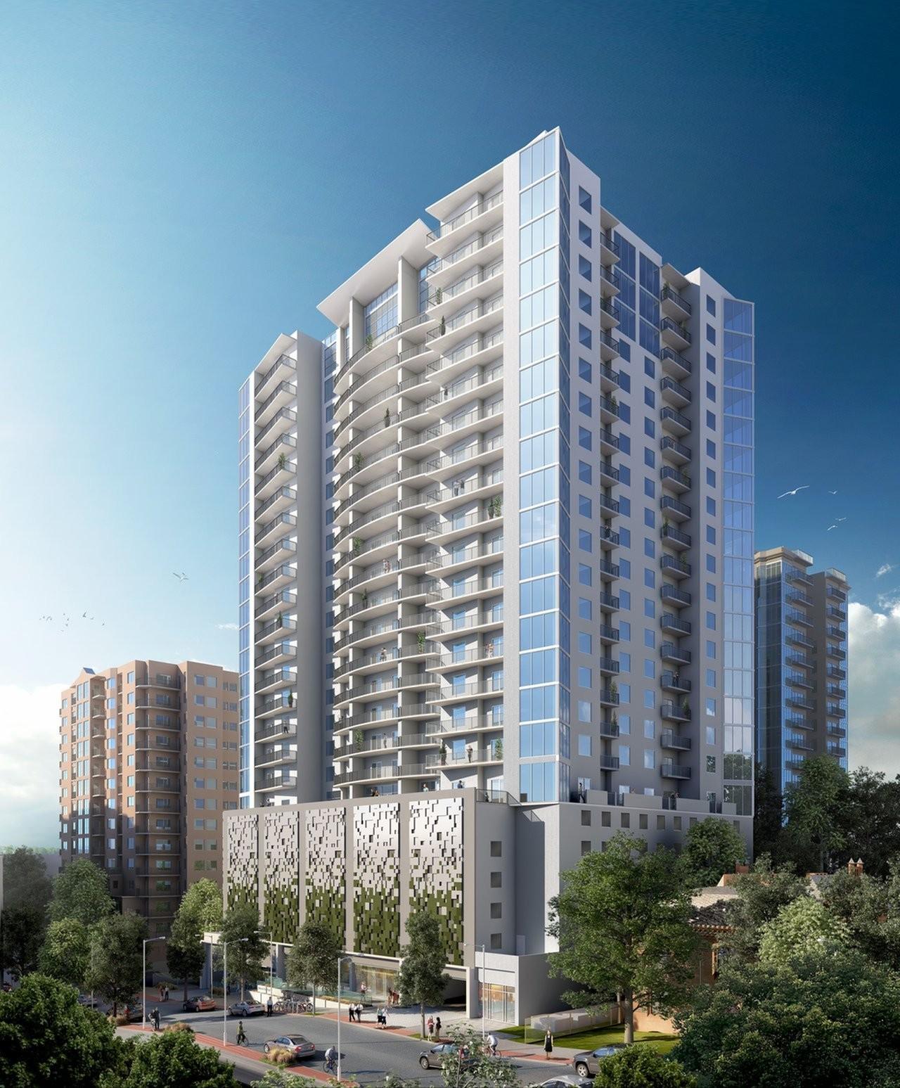 Atlanta Apartments For Rent: 855 West Peachtree St NW, Atlanta