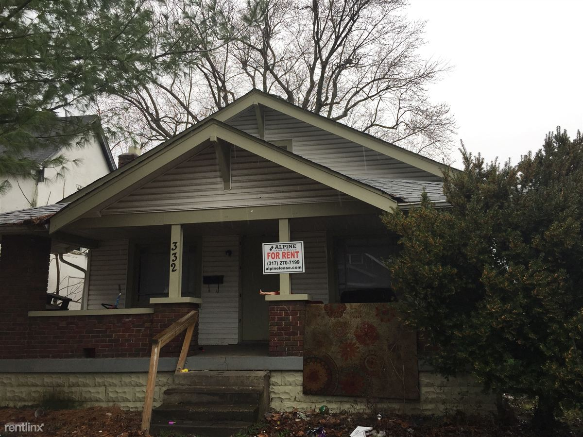 332 N Euclid Ave Indianapolis In 46201 2 Bedroom House For Rent For 650 Month Zumper