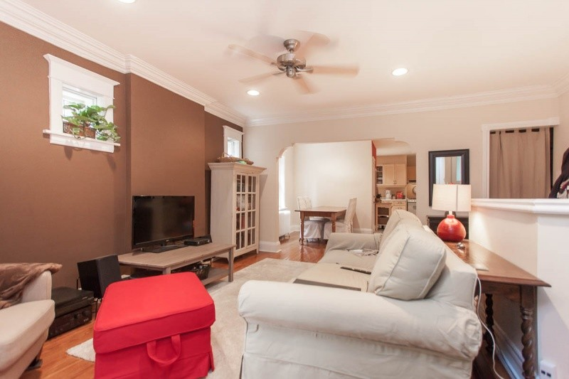 Annette St High Park Ave Toronto On M6p 2s7 3 Bedroom Apartment For Rent Padmapper