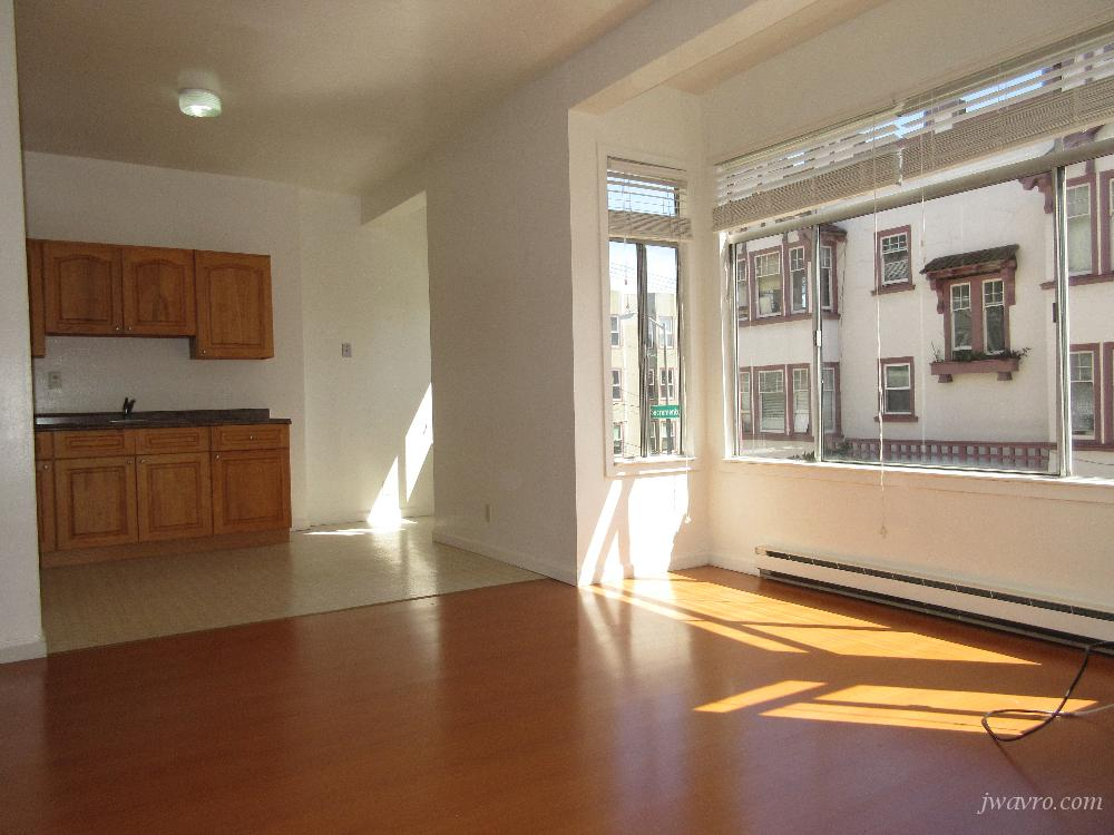 Hyde Street Sacramento San Francisco Ca 94109 1 Bedroom Apartment For Rent Padmapper