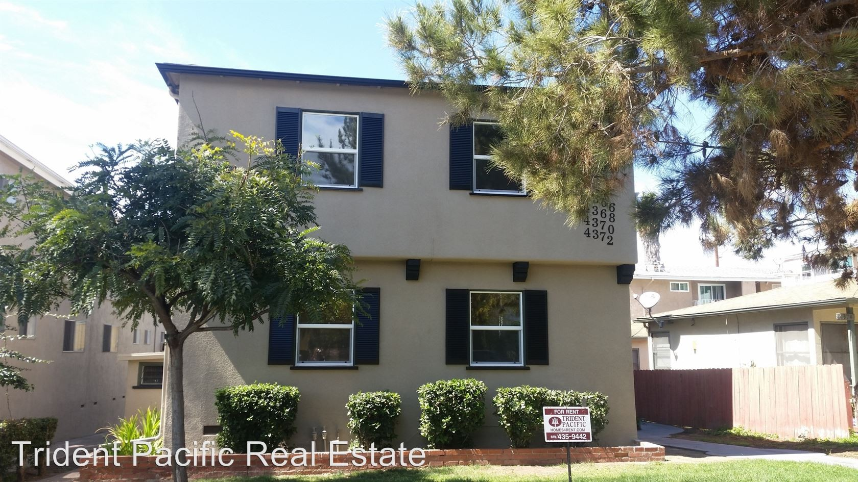 4366 Alabama St San Diego CA 2 Bedroom Apartment for Rent