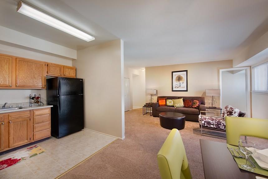Walker Mill Apartments