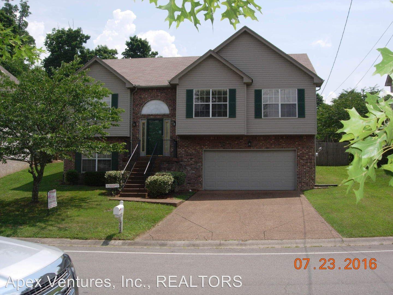 3477 Cobble St Nashville TN 4 Bedroom Apartment for Rent