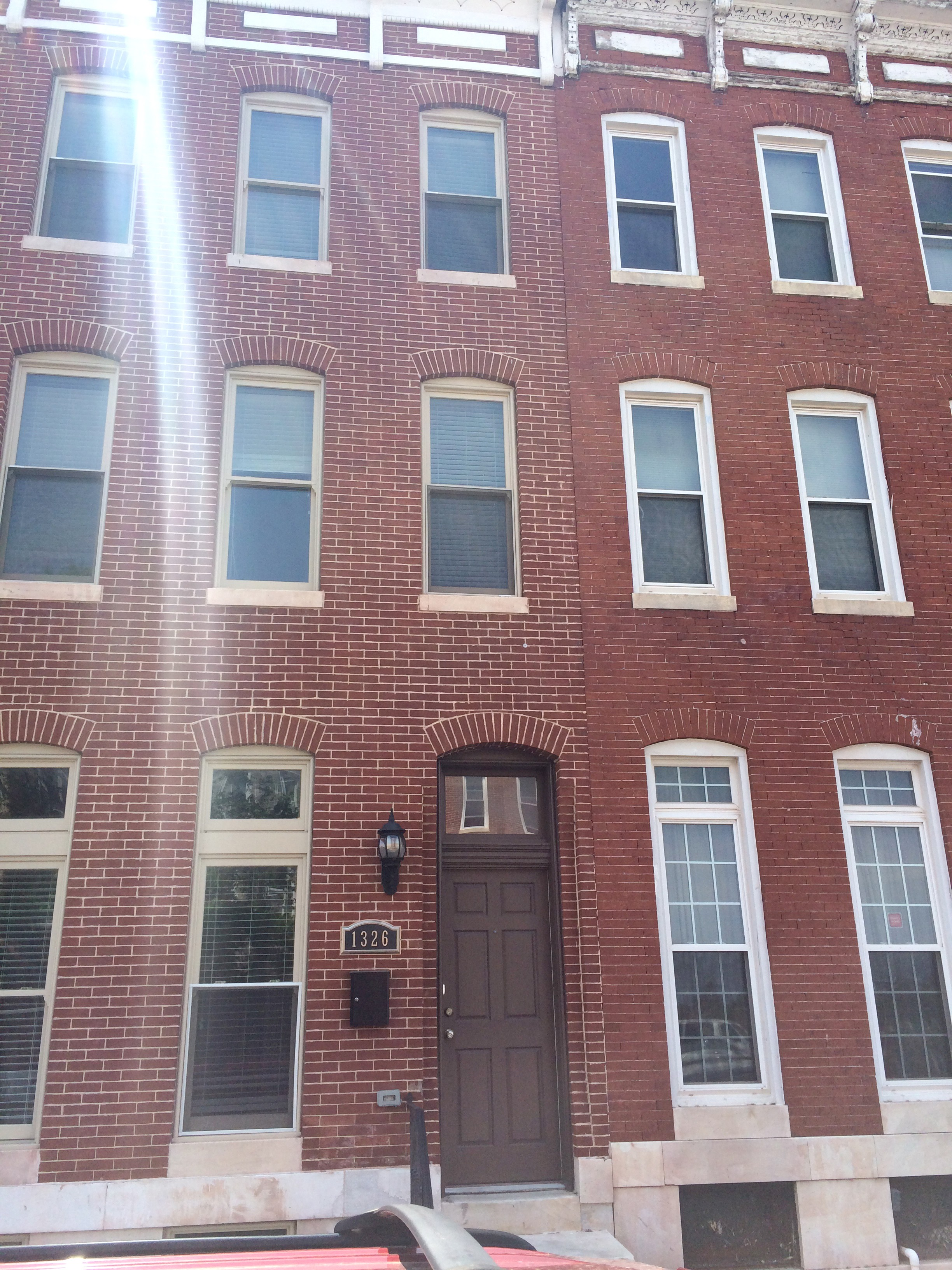 1601 East Preston Street 3 Baltimore Md 21213 3 Bedroom Apartment For Rent For 1 300 Month