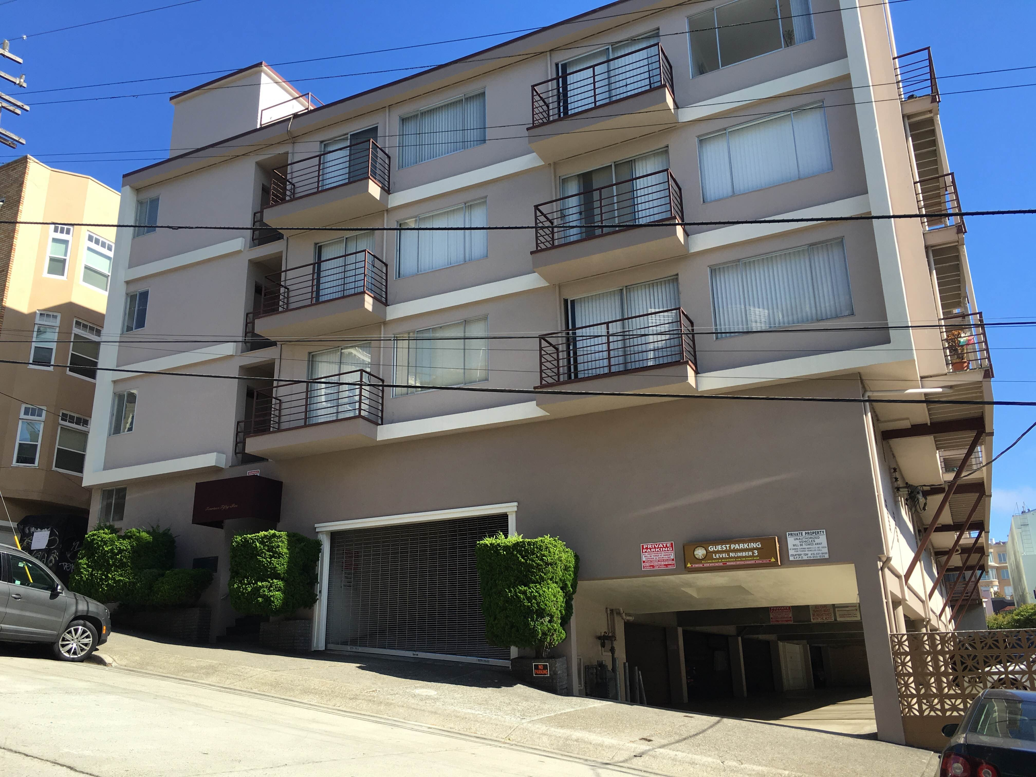 1455 Filbert Street San Francisco Ca 94109 1 Bedroom
