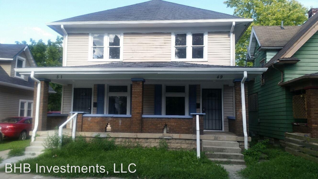 49 N Bradley Ave Indianapolis In 46201 3 Bedroom