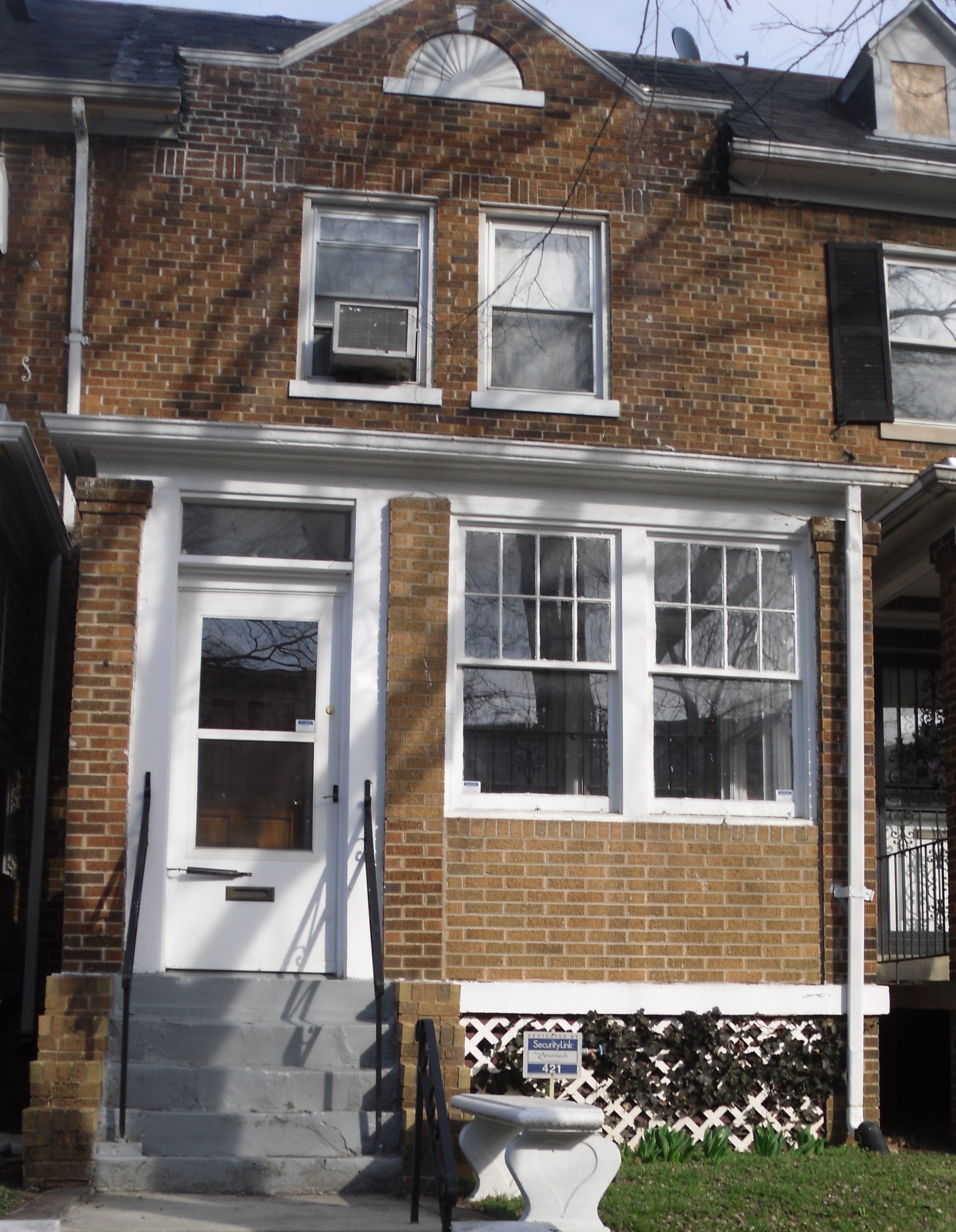 E St NE 23rd Pl NE Washington DC 20002 2 Bedroom House For Rent For
