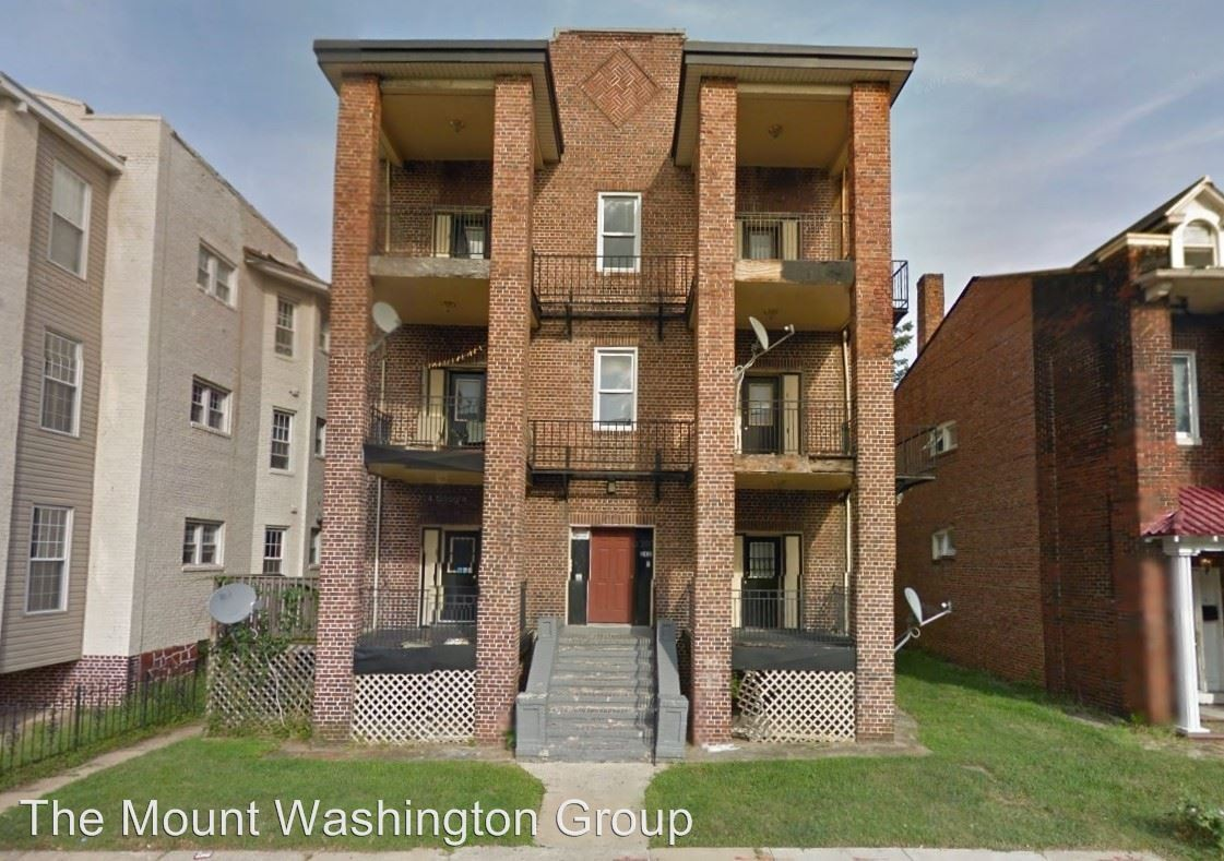 2431 callow ave baltimore md 21217 2 bedroom apartment for rent