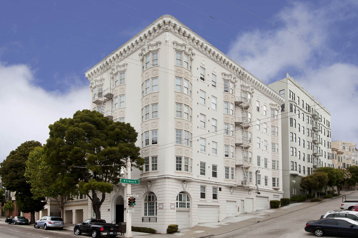 2600 VAN NESS Apartments