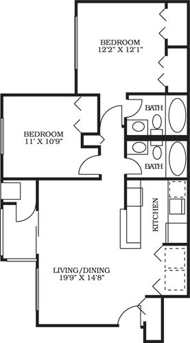 Arboretum Way Canton Ma 02021 2 Bedroom Apartment For Rent Padmapper