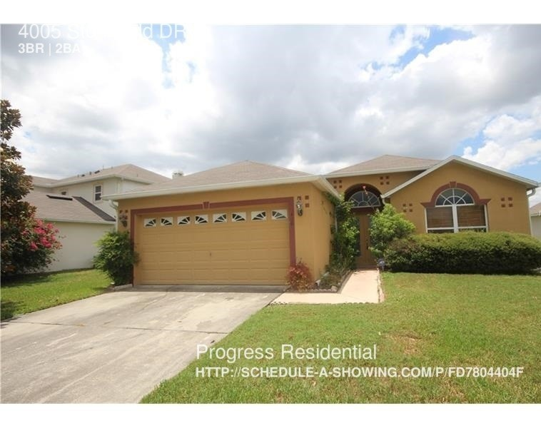 4005 Stonefield Dr Orlando Fl 32826 3 Bedroom Apartment For Rent Padmapper