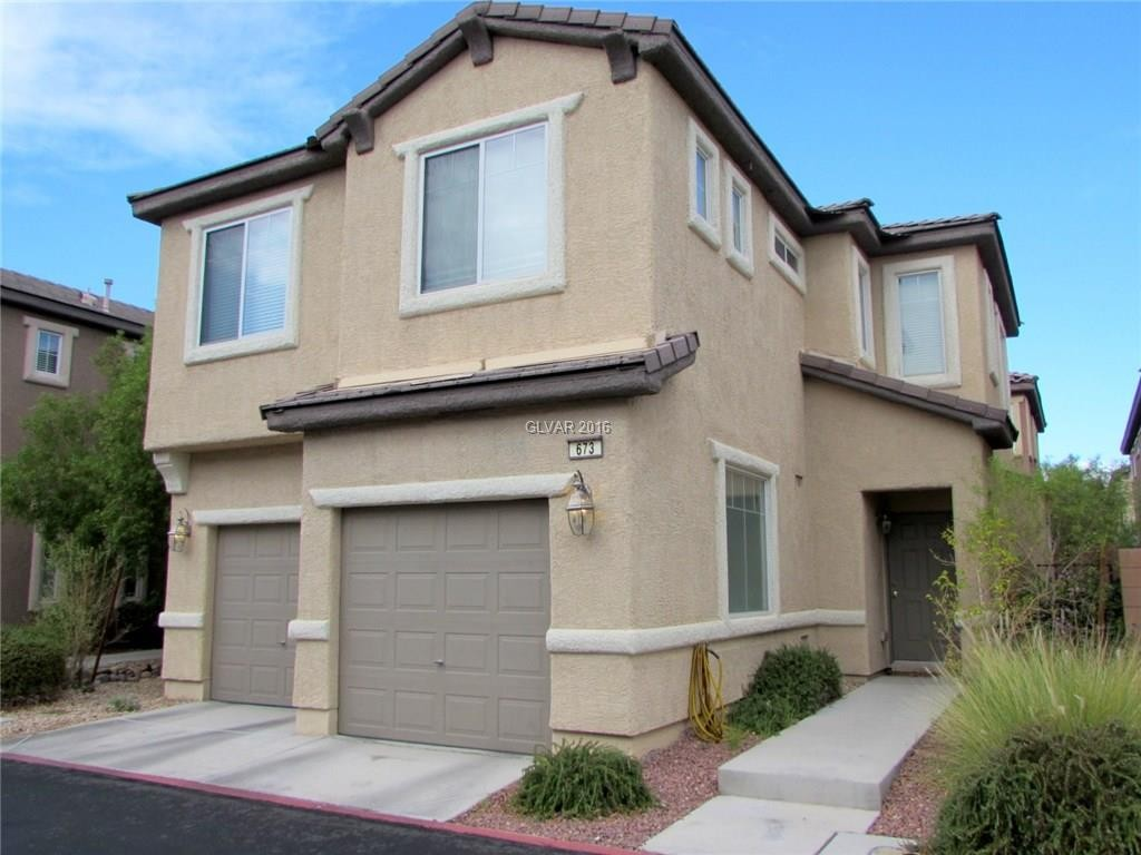 673 Taliput Palm Pl Henderson Nv 89011 3 Bedroom