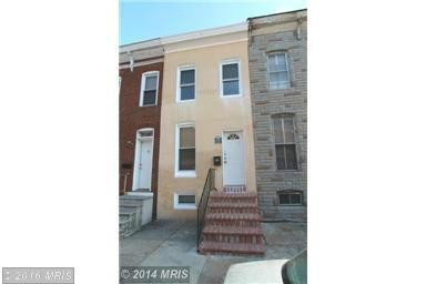 1349 Ward St Baltimore MD 21230 2 Bedroom House For Rent For 1 200 Month