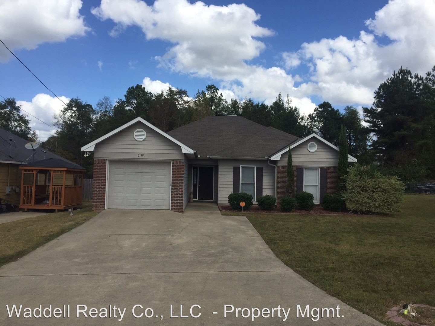 6199 georgetown dr columbus ga 31907 3 bedroom house for rent for