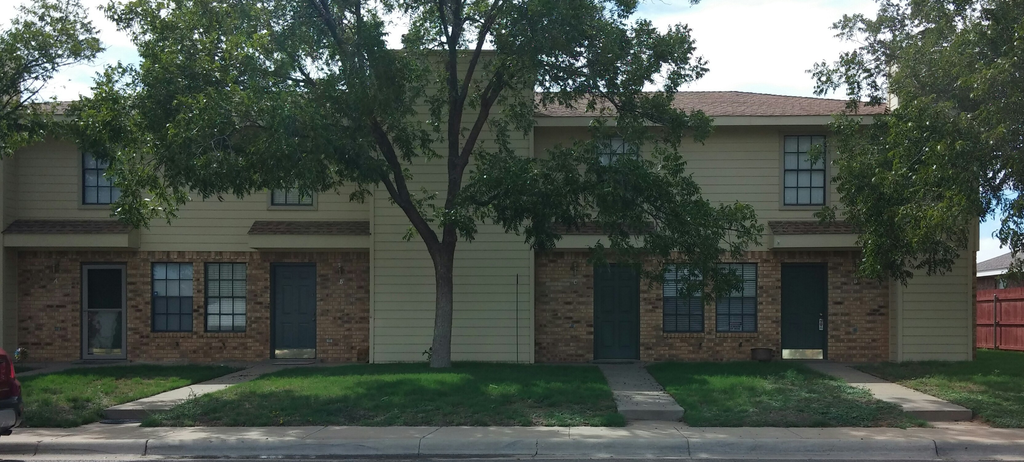 Bradford - 4715 W Wadley Ave, Midland, TX 79707 - Apartment Rental ...
