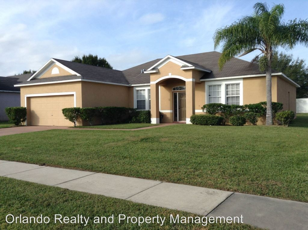 2731 Woodstream Cir Kissimmee Fl 34743 4 Bedroom Apartment For Rent Padmapper
