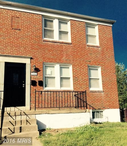2 Bedroom Apartments In Md: 748 Denison St, Baltimore, MD 21229