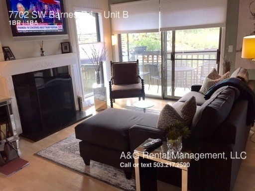 7702 Sw Barnes Rd B Portland Or 97225 1 Bedroom Apartment For Rent Padmapper