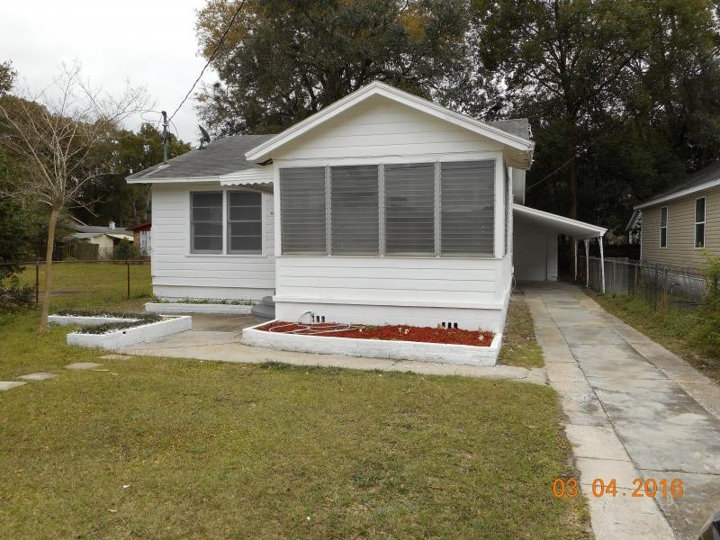 442 w 61st st jacksonville fl 32208 3 bedroom house for rent for