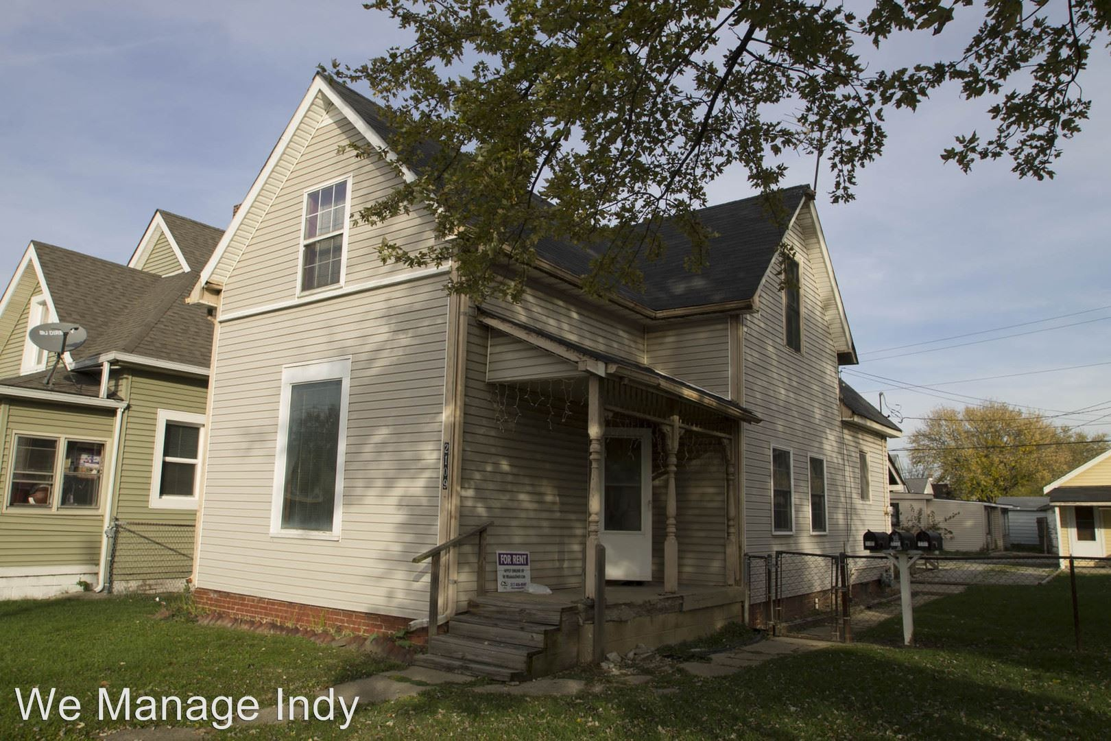 2109 S Meridian St Indianapolis In 46225 3 Bedroom House For Rent For 750 Month Zumper