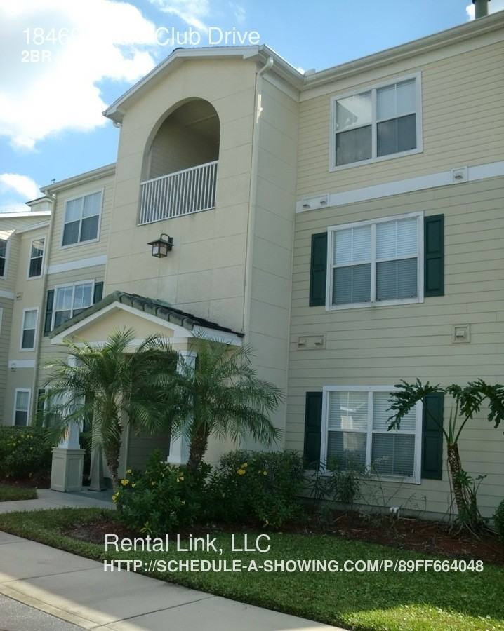 18469 Bridle Club Dr Tampa FL 33647 2 Bedroom Apartment For Rent PadMapper