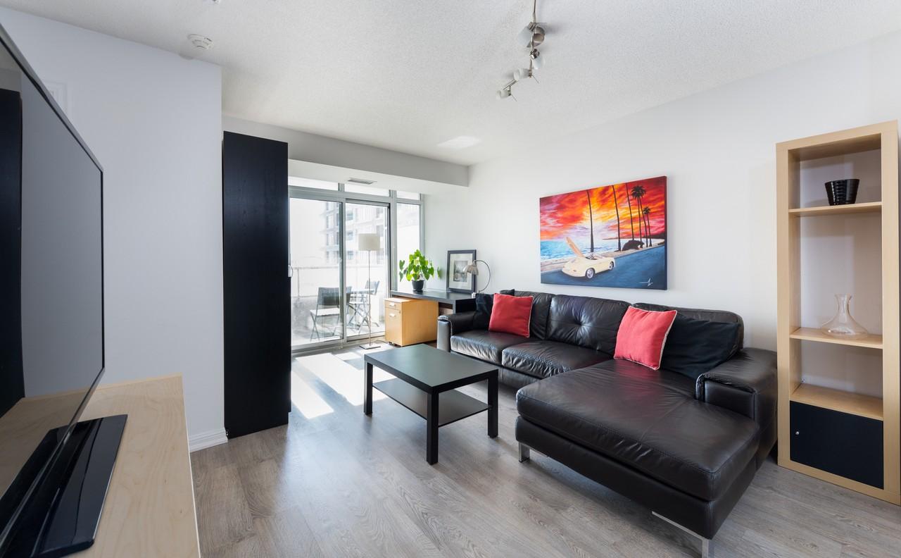 85 East Liberty Street Toronto ON M6K 3R4 1 Bedroom Apartment