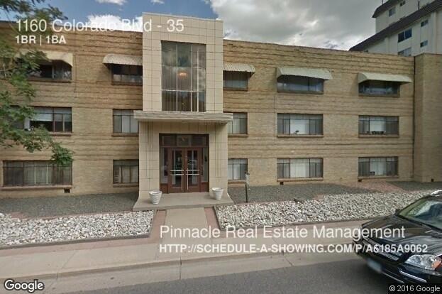 1160 Colorado Blvd 35 Denver Co 80206 1 Bedroom Apartment For Rent Padmapper