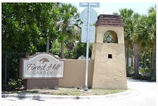 6094 Forest Hill Blvd 206 West Palm Beach Fl 33415 1 Bedroom Apartment For Rent For 850