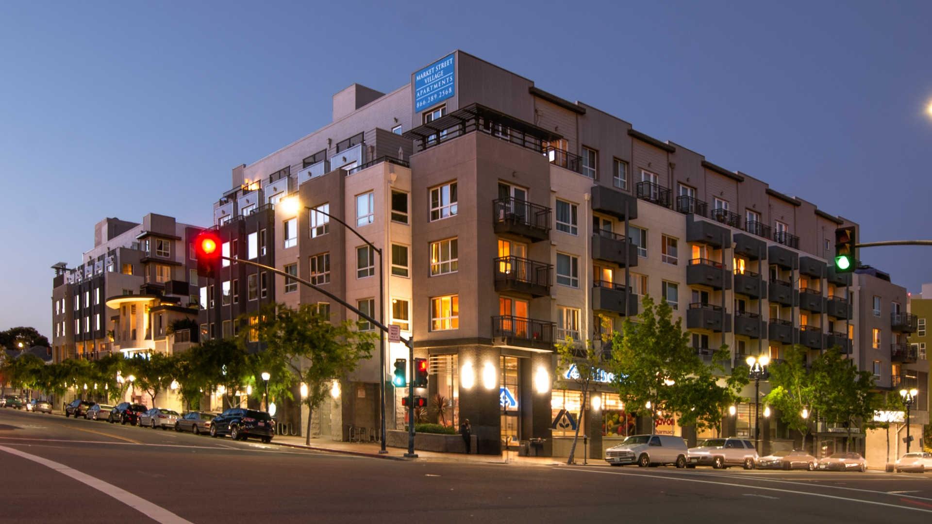 Market Street Village, San Diego - (see pics & AVAIL)