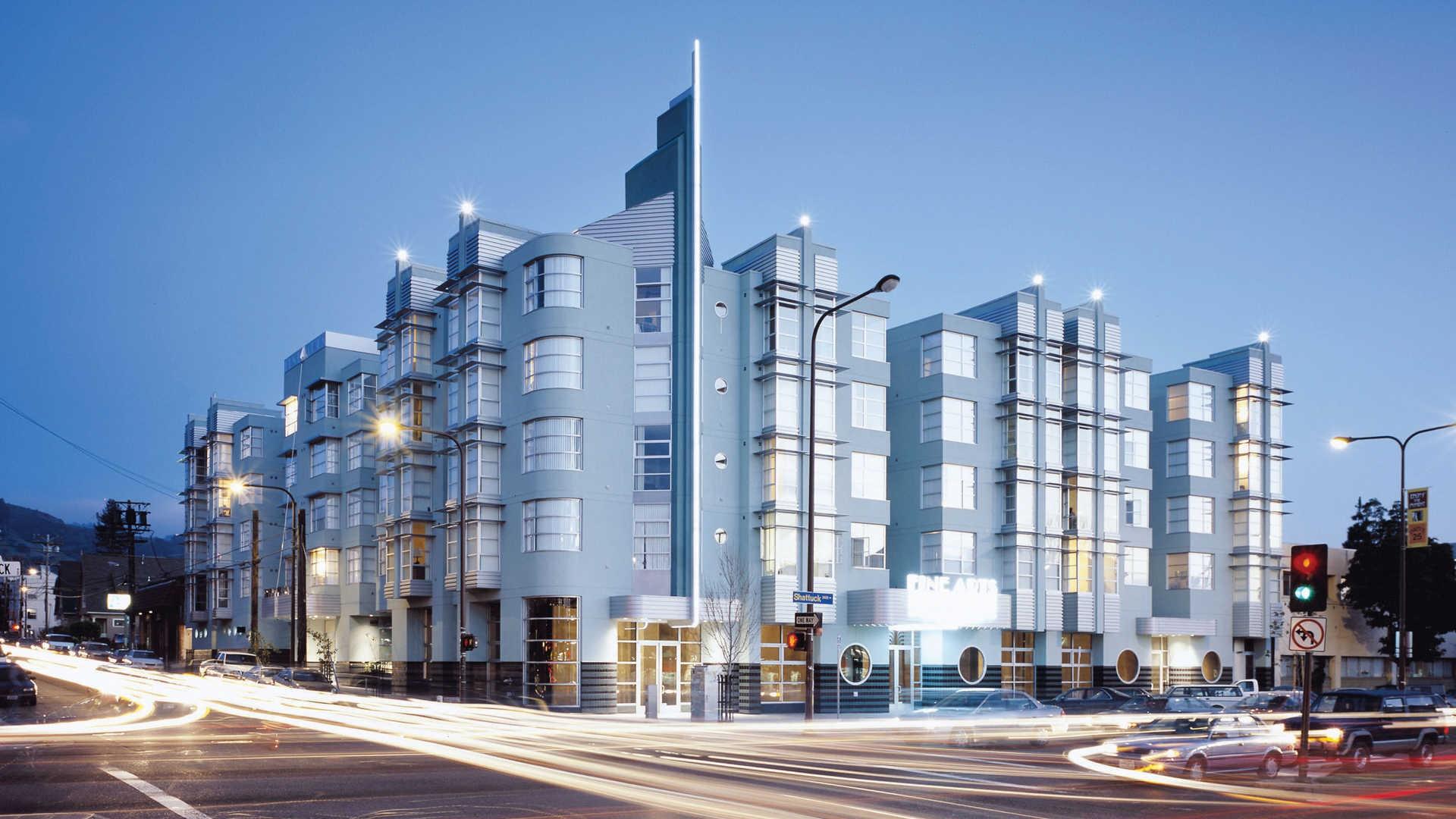 Berkeley Apartments - Fine Arts
