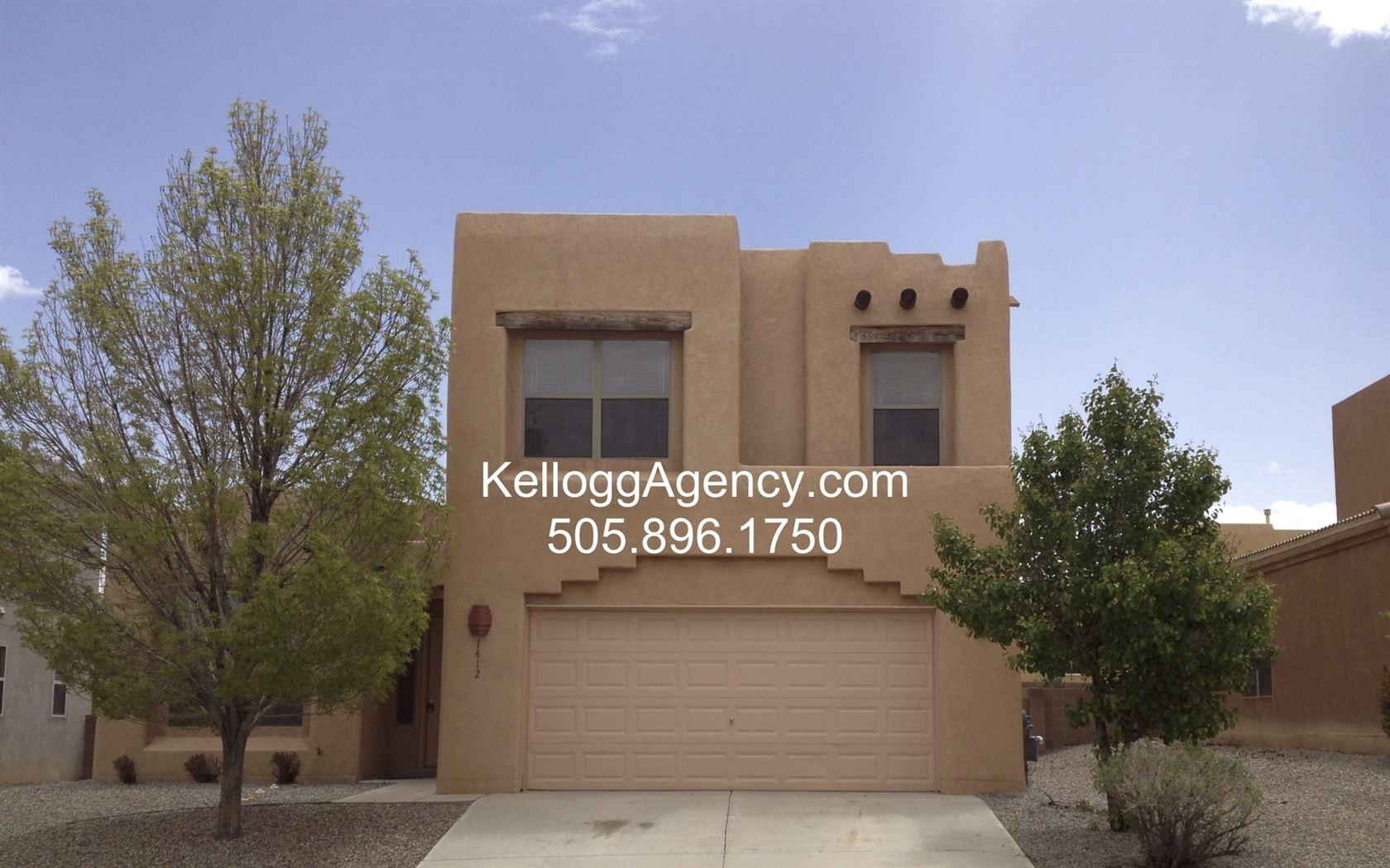 7412 Carbondale Ct NW Albuquerque NM 87114 3 Bedroom