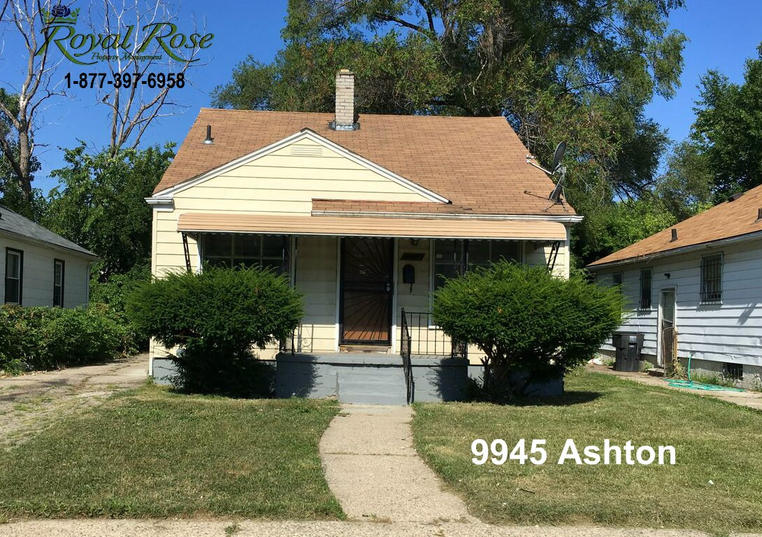 9945 ashton ave detroit mi 48228 3 bedroom apartment for 11x9 bedroom