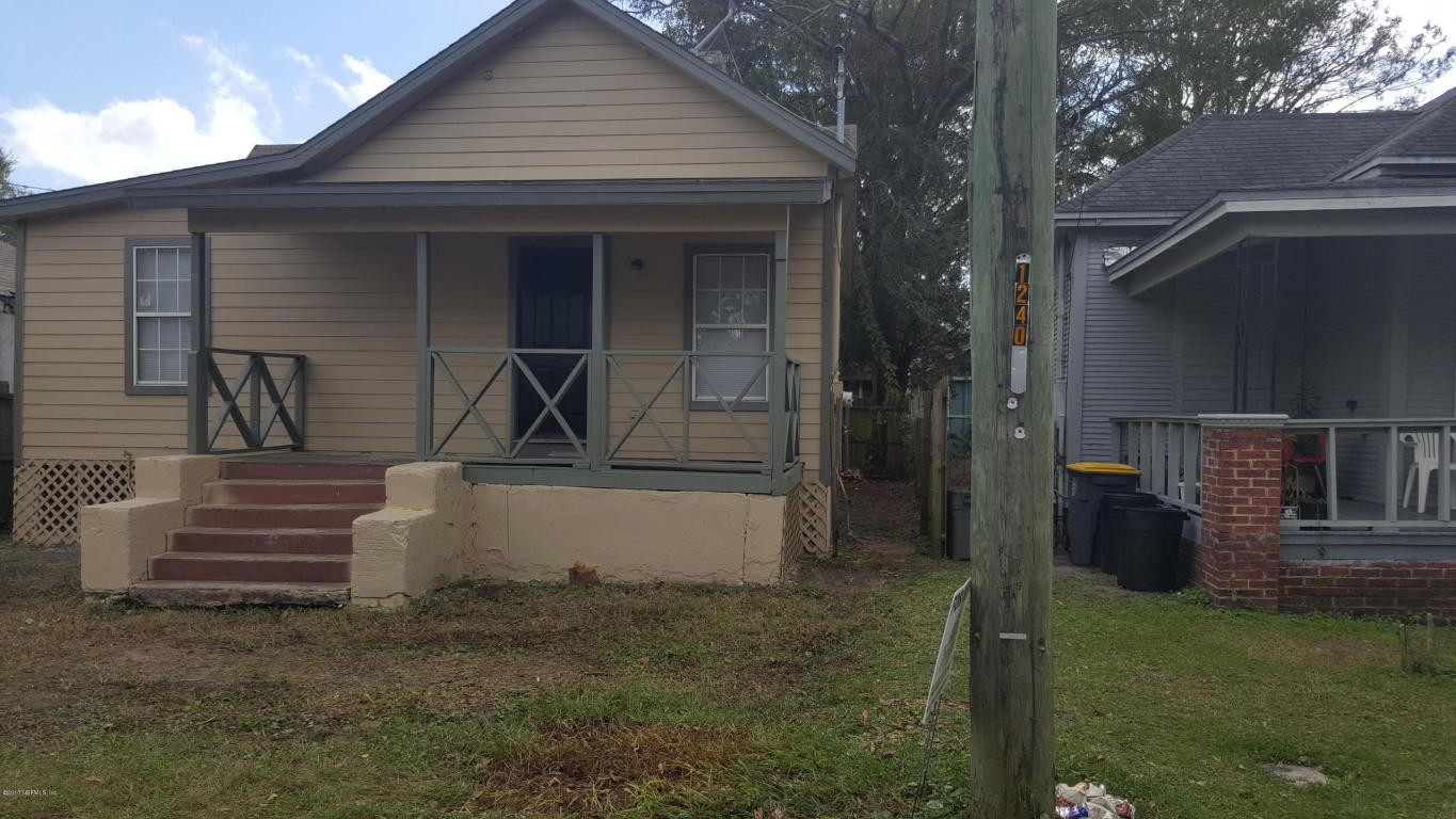 1258 W 6th St Jacksonville Fl 32209 4 Bedroom Apartment For Rent Padmapper