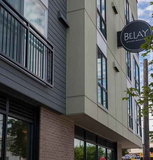 Belay Apartments