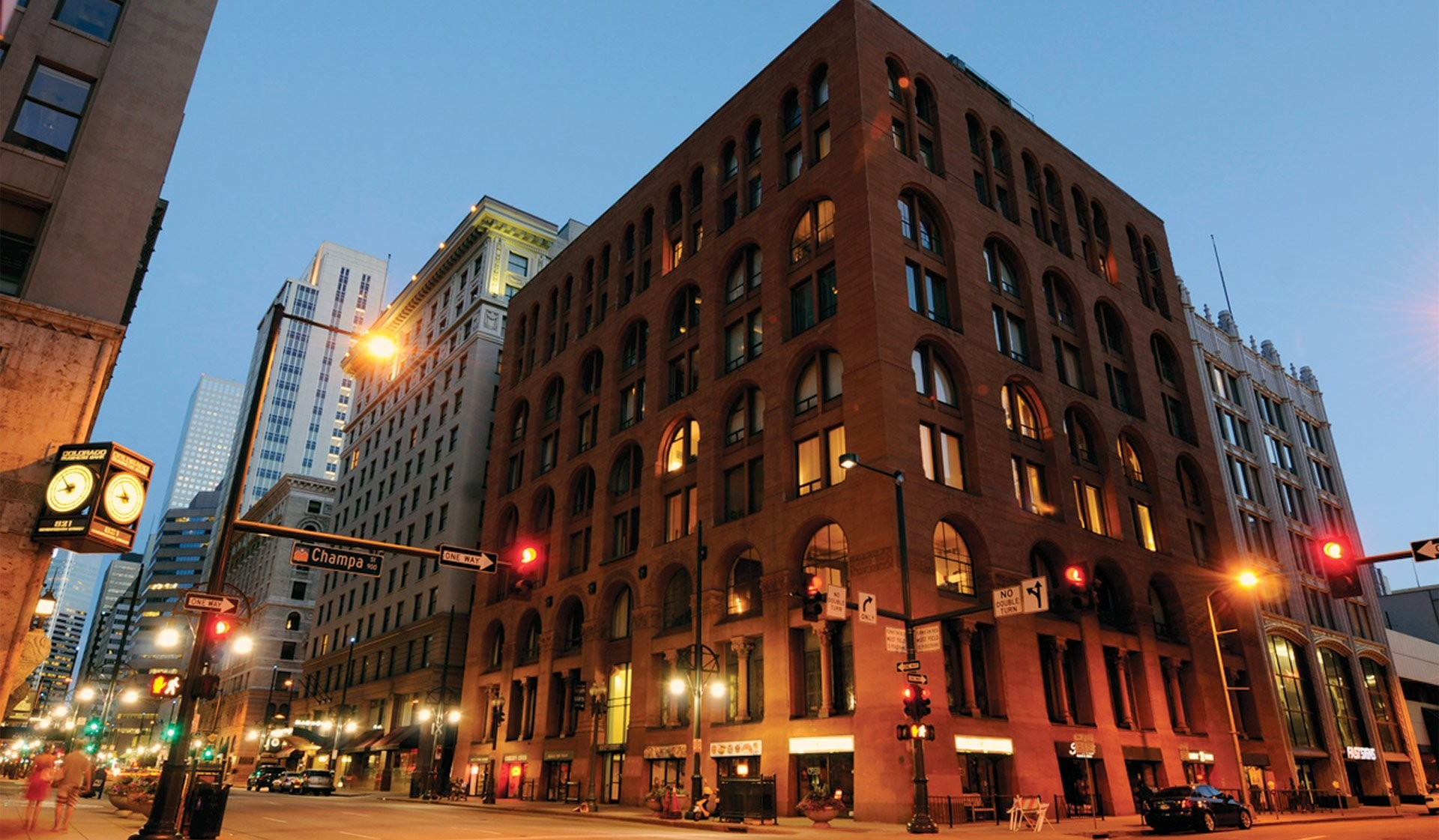 Bank and Boston Lofts Apartments