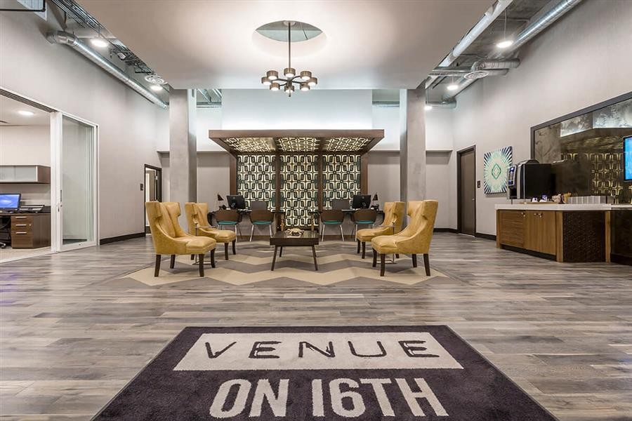 Venue on 16th Apartments for Rent - 2900 E 16th Ave, Denver, CO ...