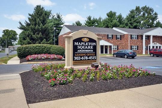 Mapleton Square Apartment Homes