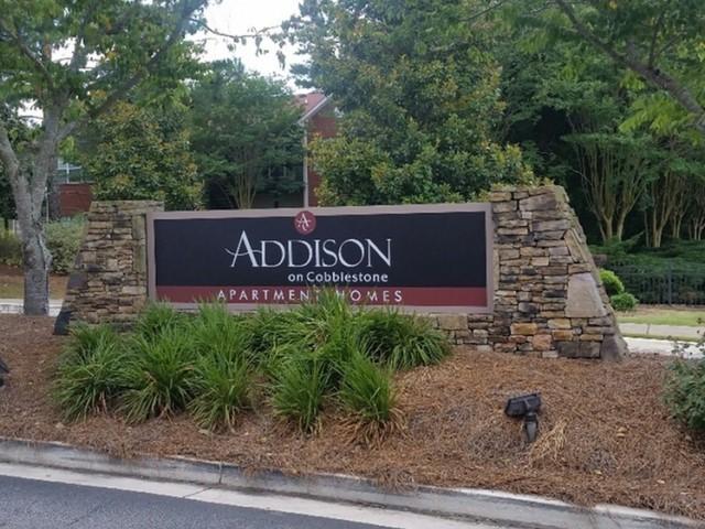 Addison on Cobblestone