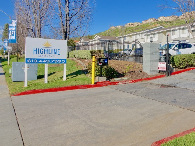 Highline Apartments (Sun Ridge)