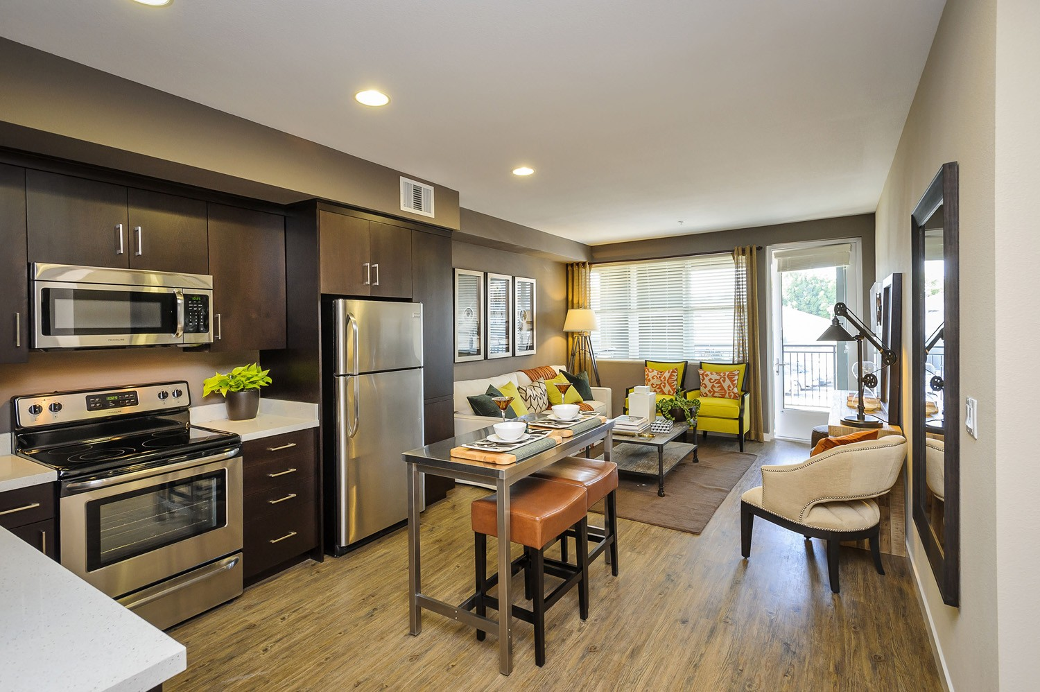 College Apartments In San Mateo