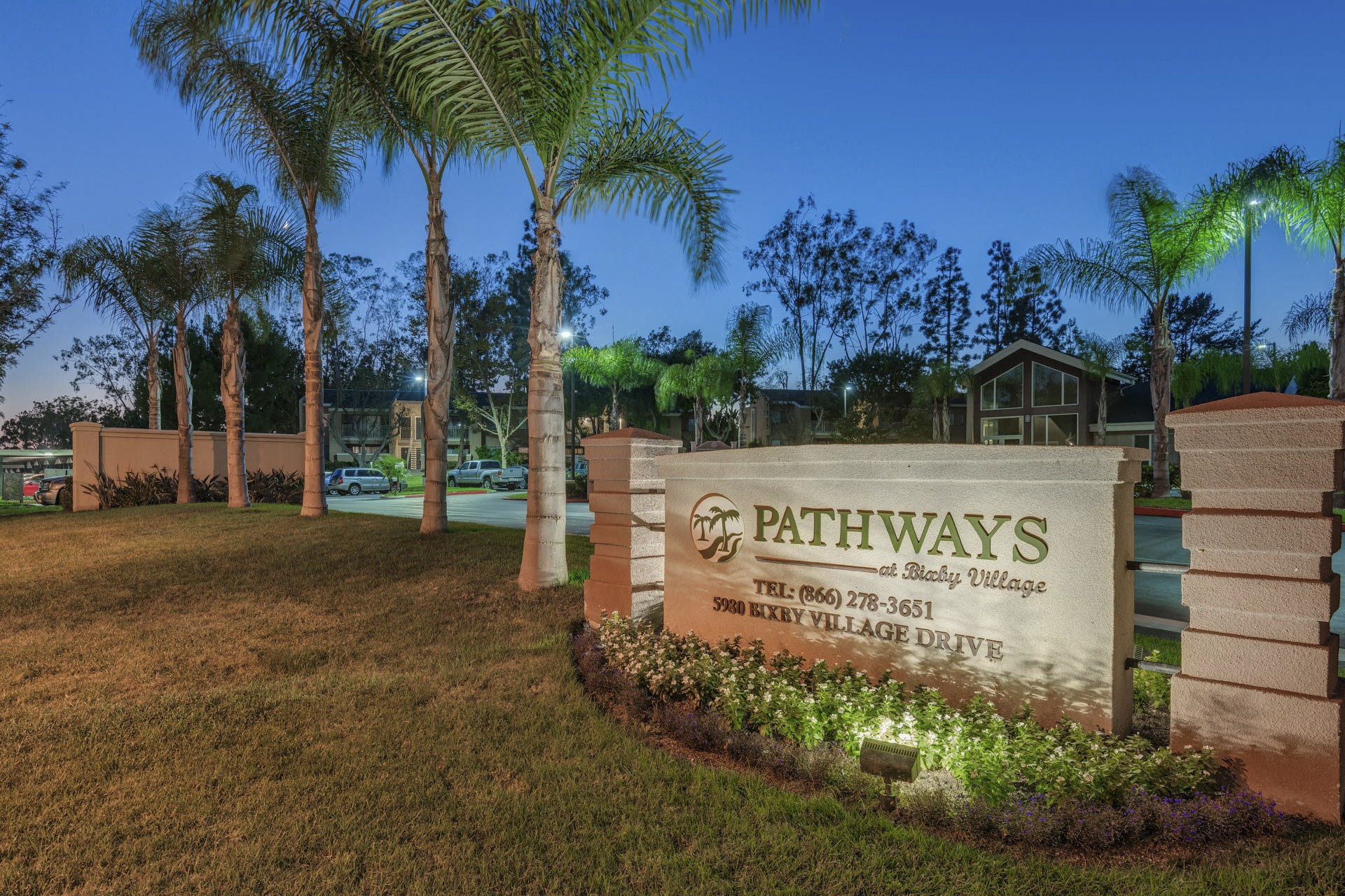 Pathways at Bixby Village