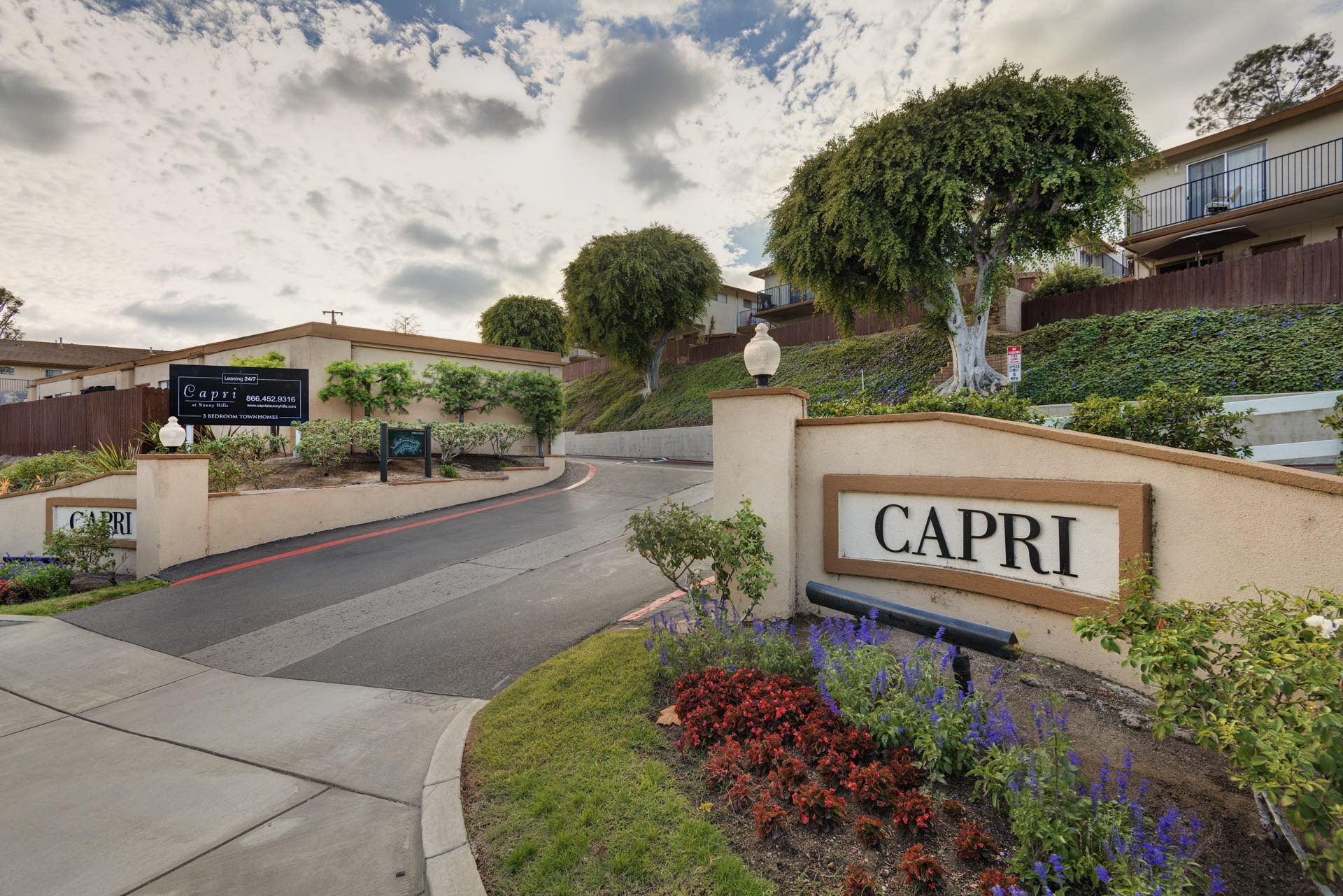 Capri At Sunny Hills Apartment