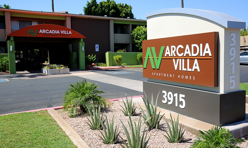 Arcadia Villa Apartments