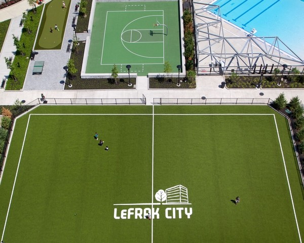 LeFrak City - Argentina