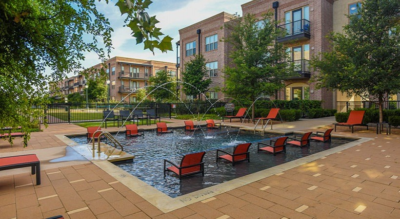 Flatiron District at Austin Ranch, The Colony - (see pics & AVAIL)