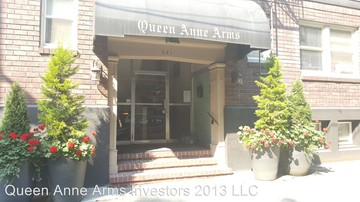 Studio Apartment Queen Anne Seattle queen anne court 23 w galer st apartments for rent - 23 w galer st