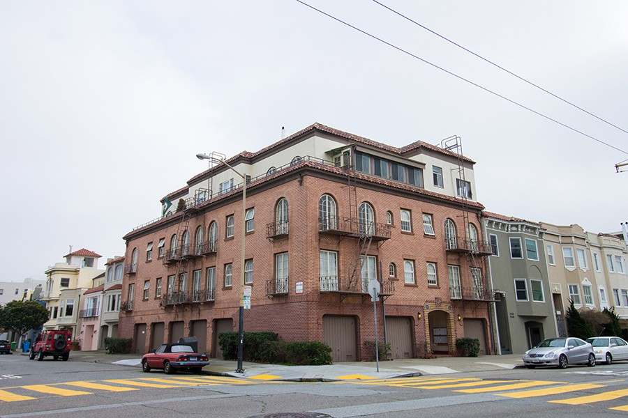 3560 DIVISADERO Apartments