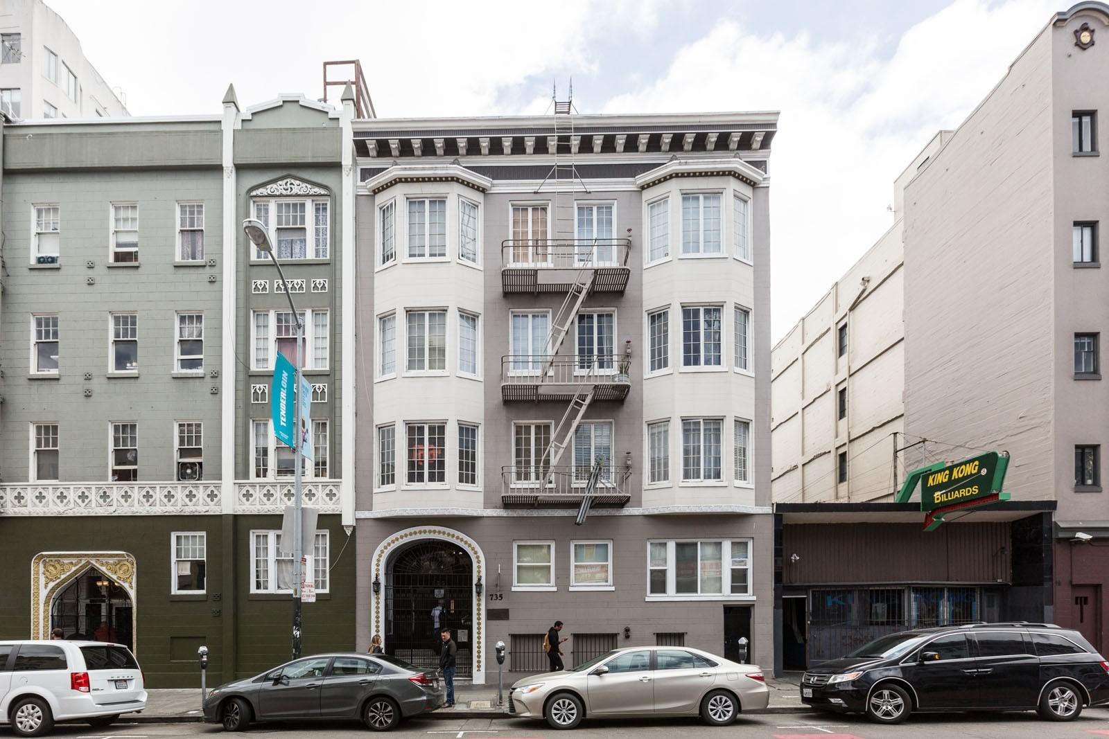 735 O'FARRELL Apartments