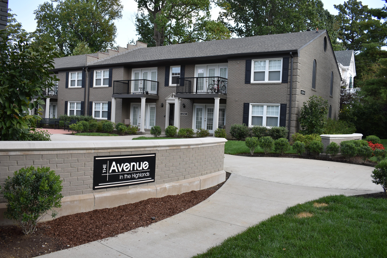 Marion Gray Apartments 2013 Eastern Pkwy Louisville Jefferson