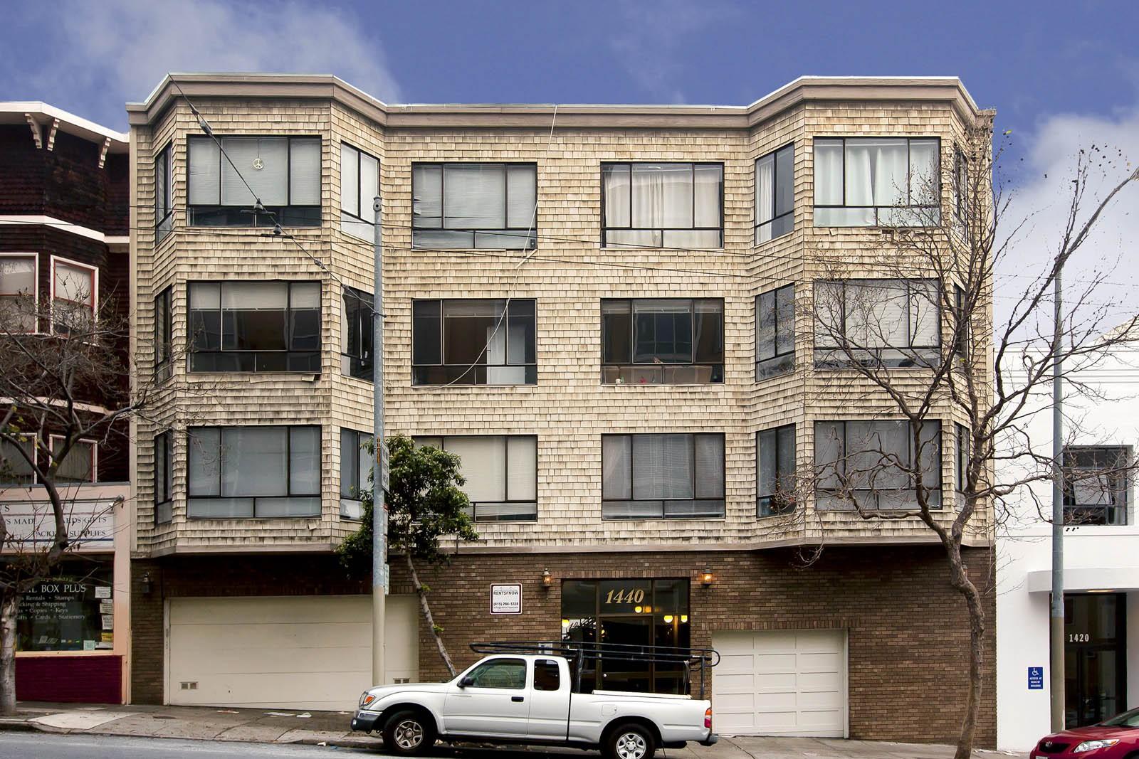 1440 SUTTER Apartments